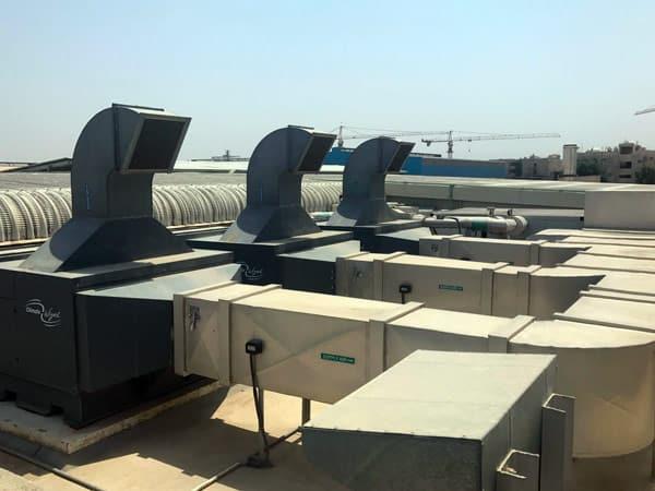 Installazione-raffrescatori-industriali